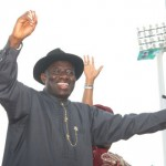 Jonathan Thanks NYSC Member For Donating N10,000 Towards His Re-Election