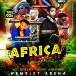 Africa Unplugged Concert Banner