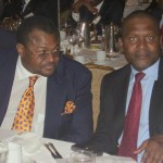 Mike Adenuga & Aliko Dangote