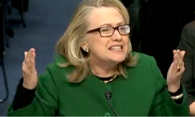 Watergate-era Judiciary chief of staff: Hillary Clinton fired for lies, unethical behavior