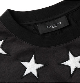 Would You Buy This Givenchy Star T-Shirt? Costs N97k