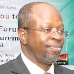 Director-General, Bureau of Public Procurement, Mr. Emeka Eze