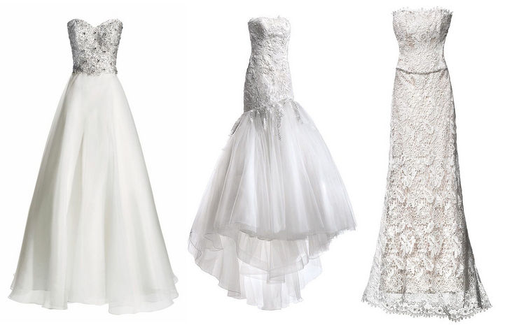 Find your perfect wedding dress style