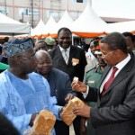 Obasanjo Takes Gospel Of Cassava Bread To Tanzania