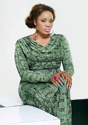 Actress Uche Ogbodo Shares New Beautiful Pictures Again
