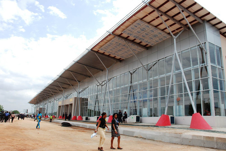Аэропорт Энугу Акану Ибиам (Enugu Akanu Ibiam International Airport).2