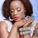Actress Uche Ogbodo shares new beautiful pictures Again!!!