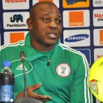 Keshi Hopes to Build on Eagles Performances against the Tricolore of Mexico.
