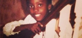 Photo: Tiwa Savage As A Little Girl