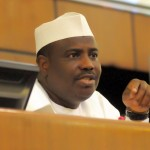 Tambuwal: Jonathan's Body Language Not Supporting The Fight Against Corruption… EFCC Is Corrupt