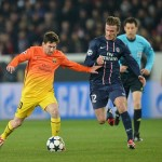 Beckham First Considered Retirement the Moment Messi Whizzed Past Him in the Champions League Quarter- Finals.