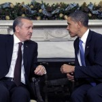 Turkey Prime Minister Meets With Obama