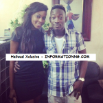 Actress and Model Yvonne Nelson dating singer Dammy Krane