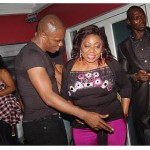 Senator Ita Giwa Caught At A Night Club Last Night [PHOTOS]