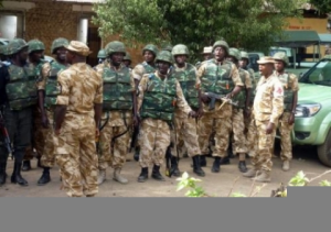 JTF Arrests 4 Suspected Kidnappers