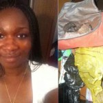 PHOTOS: Soccer Star, Yusuf Ayila's Wife In Juju Scandal, Charms Found In Her Wardrobe