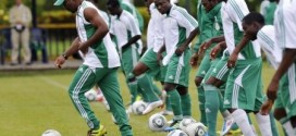Six Flying Eagles Players make it to Germany Camp, Resident Team Draws 1-1 With Nurnberg's Under- 23.