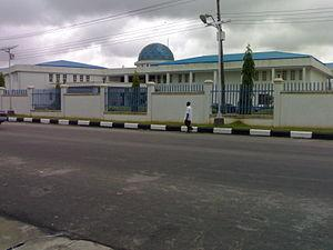 RIVERS ATATE HOUSE OF ASSEMBLY COMPLEX