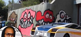 Chris Brown Fined for &#8220;Scary&#8221; Artwork on compound wall