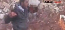 Human Rights Group Condemns Syrian Rebel &#8216;Heart-eating Video&#8217;