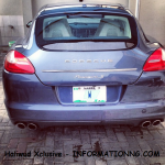 wizkid&#039;s car