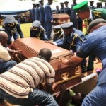 Nigerian Air Force Jet Crash: Pilots Given National Burial
