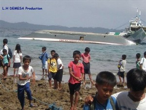 Philippines ferry accident