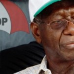 2015: Anenih Urges Kaduna PDP Members To Unite, Drums Up Support For 'Performing Governor' Yero