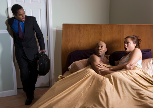 What will You if  You Caught Your Wife Cheating on You?