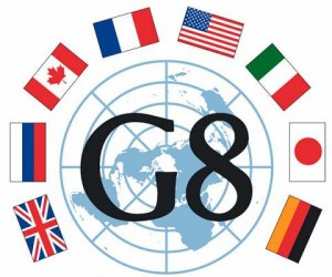Syria Crisis To Dominate Talks At The G8 Summit