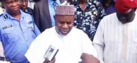Taraba Ag. Governor Inaugurates N1.4bn General Hospital Named After Late Speaker, Tsokwa