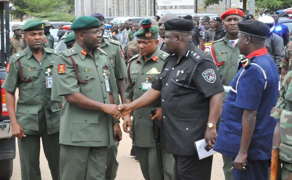 Image result for NSCDC, Nigerian Army collaborate to tackle insecurity