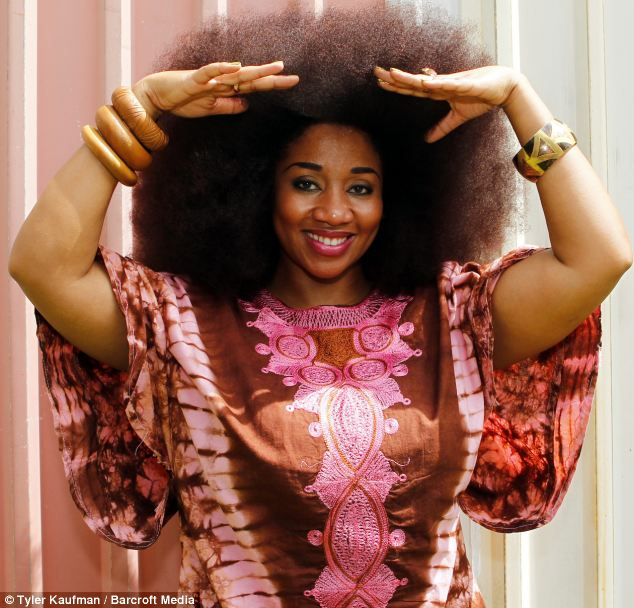 PHOTOS: Meet Woman With The World's Biggest Natural Afro ...