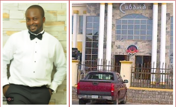 PHOTOS: Popular Lawyer And Politician Brutally Assaulted In Abuja Niteclub