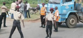 Ebola: FRSC Distributes Personal Protective Kits To Operatives