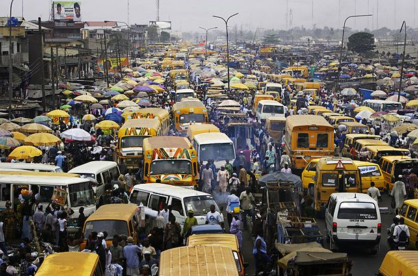 lagos ng Motorbikes Taking over Cab Services In African Capitals