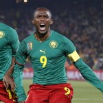 Samuel Eto'O Fills: Cameroon's Most Capped Player.