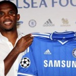 Samuel Eto'O In Line to Start Against Everton.