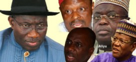 PDP Crisis: No Headway As Jonathan, Governors Meeting Ends In Stalemate