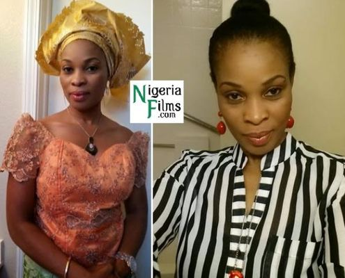 This Beautiful Nollywood Actress Dumps Acting for Medicine