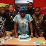 Davido and HKN gang - b