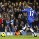 Eden Hazard Kept His Cool to Score Chelsea's Late Equaliser Against West Brom.