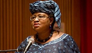Okonjo-Iweala speaking