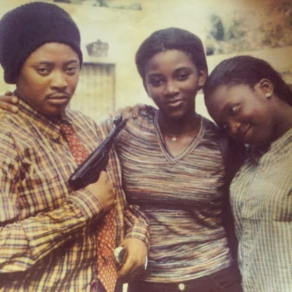 15 Yrs Ago: Genevieve Nnaji And… Guess Actress On The Right (PHOTO)