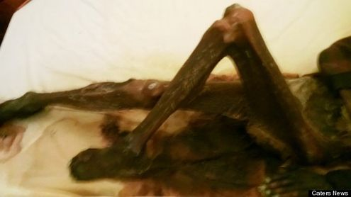 Woman Sleeps Next To Her Dead Husband's Decomposed Corpse For A Year 1
