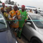I'll Not Stop Working Till Handover Date, Gov Obi Says At Presentation Of 110 Vehicles To LGs