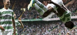Ambrose, Marks Daughter's Birth With a Goal for Celtic.