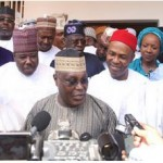 2015 ELECTIONS: APC Leaders Meet Atiku, Will Meet Obasanjo Soon
