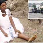 Lucky Bride Escapes Death After Wedding