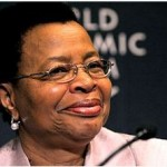 Mandela's Widow Makes First Public Appearance